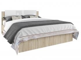 Кровать Софи 1600 ШхВхГ 1640х900х2030 мм Спальное место 1600х2000 мм