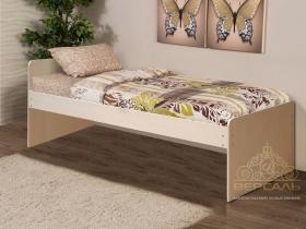 Кровать Вегас ЛДСП ясень светлый