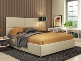 Кровать Жасмин Экокожа Mobi 02