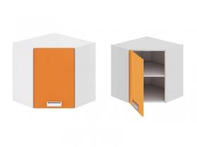 Кухня Бьюти Шкаф верхний угловой с углом 45 левый ВУ45-60_40-1ДР_А 600х600х600мм