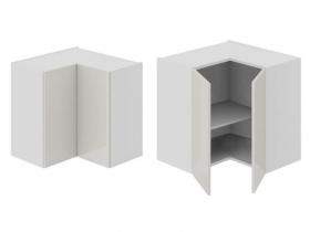 Кухня Бьюти Шкаф верхний угловой с углом 90 ВУ90-60-2ДР_ВУ 600х600х600мм