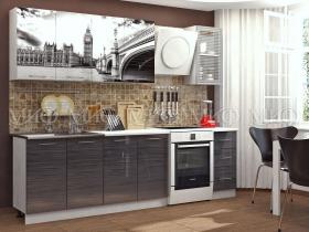 Кухня фотопечать Биг-Бен 2,0 м
