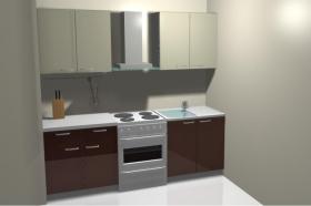 Кухня Ксения 1600