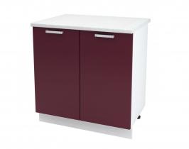 Кухня Мария шкаф нижний 800 ШН 800 ШхВхГ 800x840x474 мм