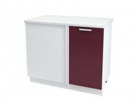Кухня Мария шкаф нижний угловой ШНУ 1000 ШхВхГ 1000x840x474 мм