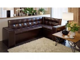 Кухонный диван со спальным местом Остин Коричневый