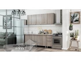 Кухонный гарнитур Эко 2,0 Ясень светлый