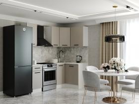 Кухонный гарнитур угловой Шампань 1200х2000