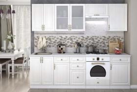 Модульная кухня Юлия композиция 3