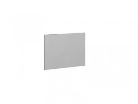 Панель с зеркалом Фьюжн ТД-260.06.01 Венге Линум-Белый глянец ШхВ 590х790 мм