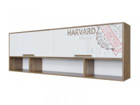 Полка навесная над кроватью Гарвард ШхВхГ 2036х700х320 мм