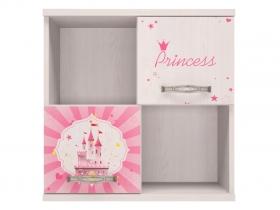 Секция навесная Принцесса 10