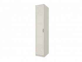 Шкаф 1 дверный Лозанна СТЛ.223.08 Дуб белый ШхВхГ 400х2130х590 мм