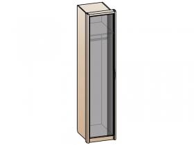 Шкаф 1 дверный Шер ШК-2325 дуб серый