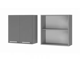 Шкаф 2-дверный 7В1 ЛДСП ШхВхГ 700х720х310 мм
