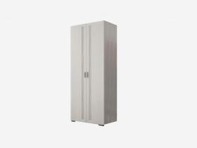 Шкаф 2-х дверный Лотос ШК-802 Бодега белая