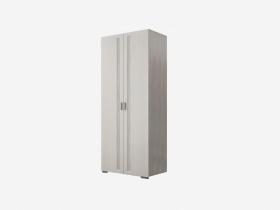 Шкаф 2-х дверный Лотос ШК-814 Бодега белая