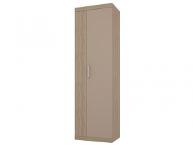 Шкаф 2-х створчатый Макси дуб сонома-имбирь