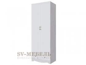 Шкаф 2-х створчатый с ящиком Акварель 1 СВ