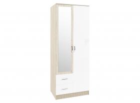 Шкаф 2-х створчатый Софи ШхВхГ 800х2100х540 мм