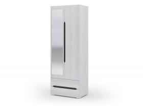 Шкаф 2х створчатый с ящиками Валенсия ШК 011 ШхВхГ 800х2200х500 мм