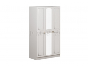 Шкаф 3-х створчатый Александрина ШхВхГ 1350х2116х540 мм