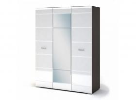 Шкаф 3-х створчатый Вегас ШхВхГ 1500х2000х570 мм