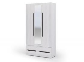 Шкаф 3х створчатый с ящиками Валенсия ШК 013 ШхВхГ 1200х2200х500 мм