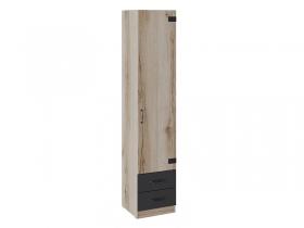 Шкаф для белья комбинированный Окланд ТД-324.07.21