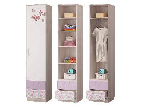 Шкаф для белья с ящиками Адель