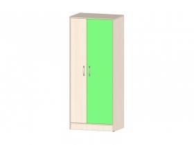 Шкаф для одежды Буратино Зеленый