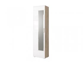 Шкаф для одежды Лайн 08.122 ШхВхГ 550х2100х350 мм