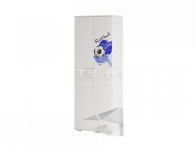 Шкаф для одежды Трио Король спорта ШК-09
