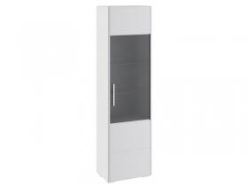 Шкаф для посуды Наоми Белый глянец ТД-208.07.25 ШхВхГ 544х1944х340 мм
