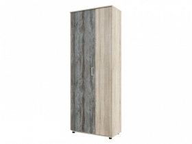 Шкаф двухстворчатый комбинированный 800 Визит 1
