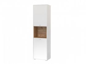 Шкаф комбинированный Бэль 10.04 ШхВхГ 550х2000х366 мм