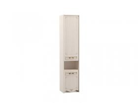 Шкаф комбинированный Флоренция 13.05 ШхВхГ 450х2103х397 мм