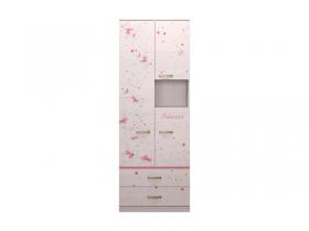 Шкаф комбинированный Принцесса 14