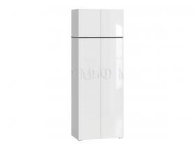 Шкаф платяной 2-х дверный Мадера ШхВхГ 788х2236х524 мм