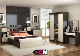 Спальня Бася венге-белфорт