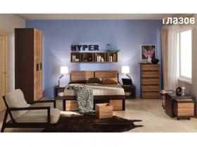 Спальня Гипер Дополнительная комплектация