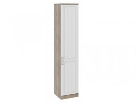 Спальня Прованс Шкаф для белья с 1-ой дверью правый СМ-223.07.021R 2178х450х440 мм