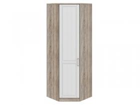 Спальня Прованс Шкаф угловой с 1-ой дверью правый СМ-223.07.026R 2178х753х753 мм