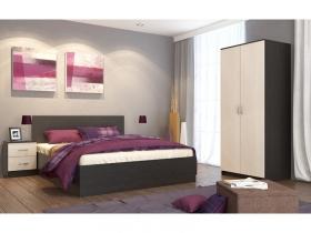Спальня Ронда венге-дуб беленый