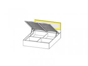 Спальня Вега СВ ВМ-15 Кровать с п/м 160-200