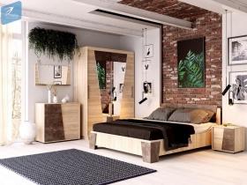 Спальный гарнитур Санремо