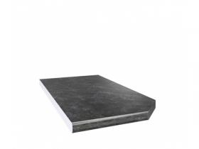 Столешница Кастилло тёмный торцевая правая 300х600х26 СТП к кухням Столлайн