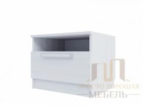 Тумба прикроватная Николь-1 ШхВхГ 501х400х430 мм