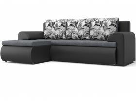 Угловой диван Цезарь левый santana19-boston14