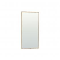 Зеркало 128-02 Глория 2 Дуб Сонома ШхВхГ 392х752х24 мм
